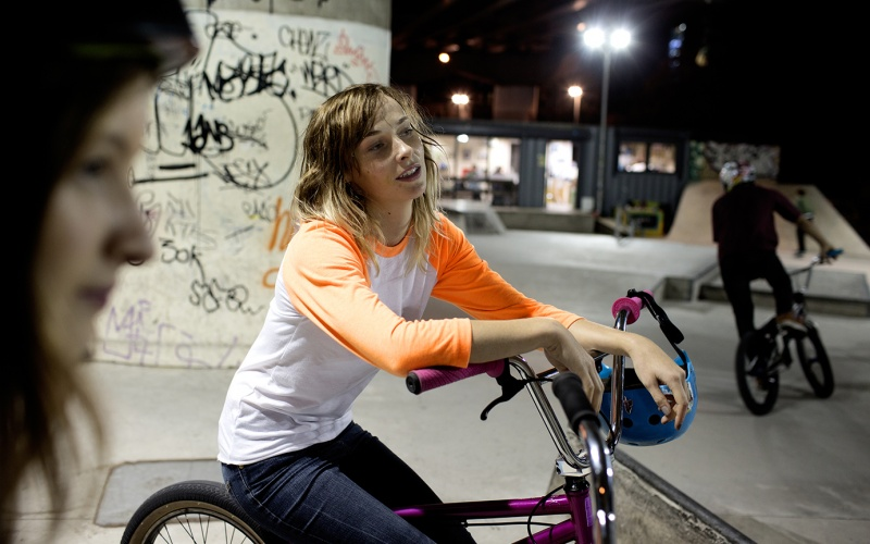 This Girl Can BMX