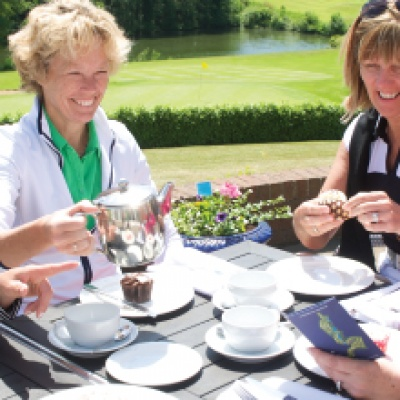 Friendship, fresh air and exercise, golf has it all