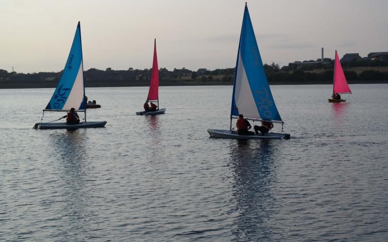Positive Together Sailing