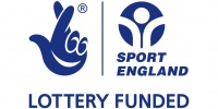 Sport England National Lottery Funded